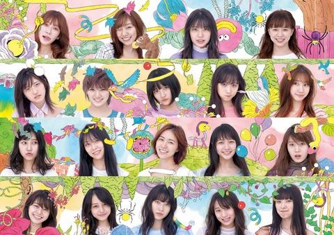 【AKB48】「サステナブル」全握日程公表で11~12月にシングル発売か?選抜はどうなる?