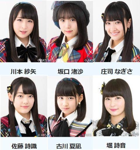 【AKB48G】このグループって、北海道出身のメンバー意外に多いんだね