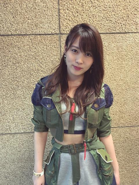 【AKB48】岡部麟(顔可愛い、歌上手い、スタイル良い、デザインできる、ホリプロ所属)←こいつが叩かれる理由