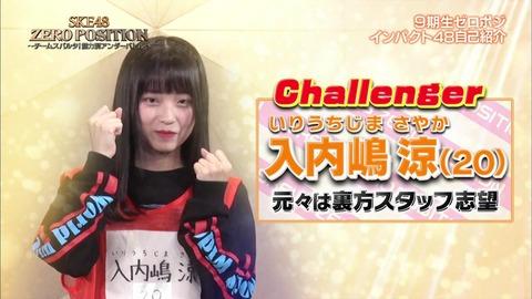 【SKE48】Popteen誌面出演権争奪バトルでブッチギリ優勝するくらい人気の入内嶋さんって一体何者なの?