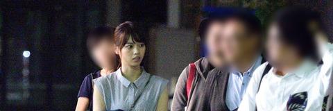 【文春】乃木坂46西野七瀬さん、ワイルドDとの交際を認めてしまうwww