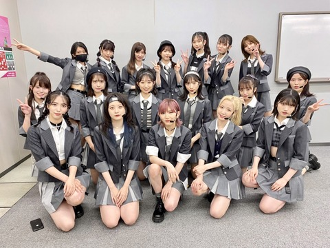 【AKB48】選抜メンバーが3泊4日で新曲のMV撮影か?