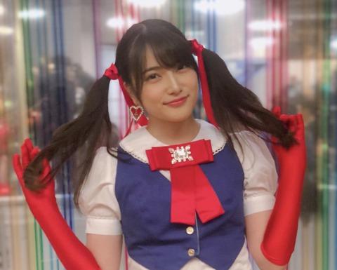【AKB48】入山杏奈さんがツインテールでコスプレ姿を披露www
