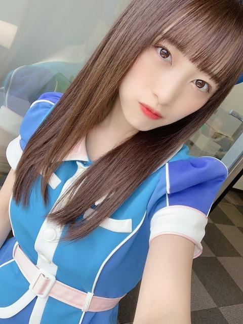 【AKB48】向井地美音が写真を加工しすぎて別人みたいになる