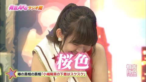 【AKB48G】バストトップを披露して欲しいメンバー