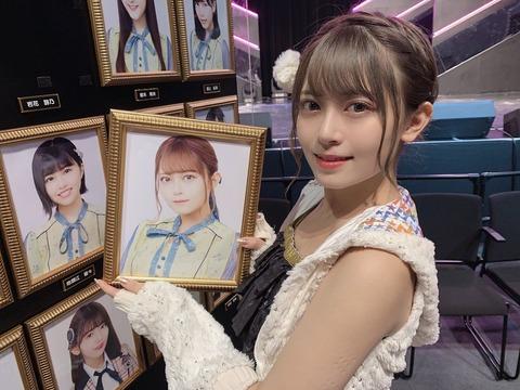 【悲報】HKT48岩花詩乃卒業・・・