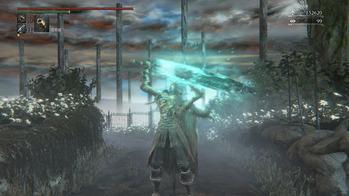 月光の聖剣