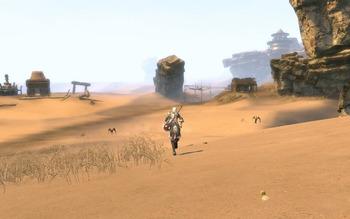 砂漠 ゲーム