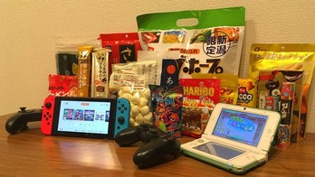 ゲーム お菓子 (2)