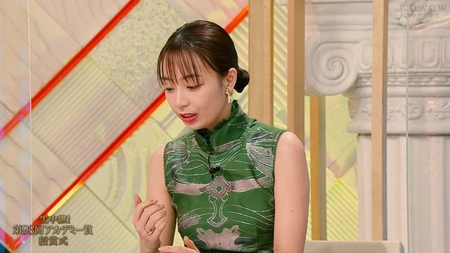 宇垣美里 第93回アカデミー賞授賞式 11
