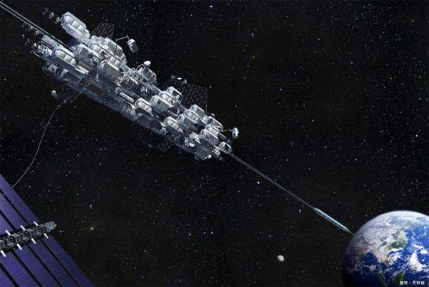 space-elevator