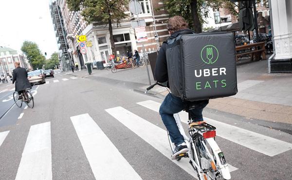 会社辞めてUber Eatsの配達員始めたんやけど、質問あるか?