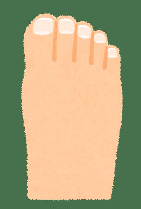 tsume_foot