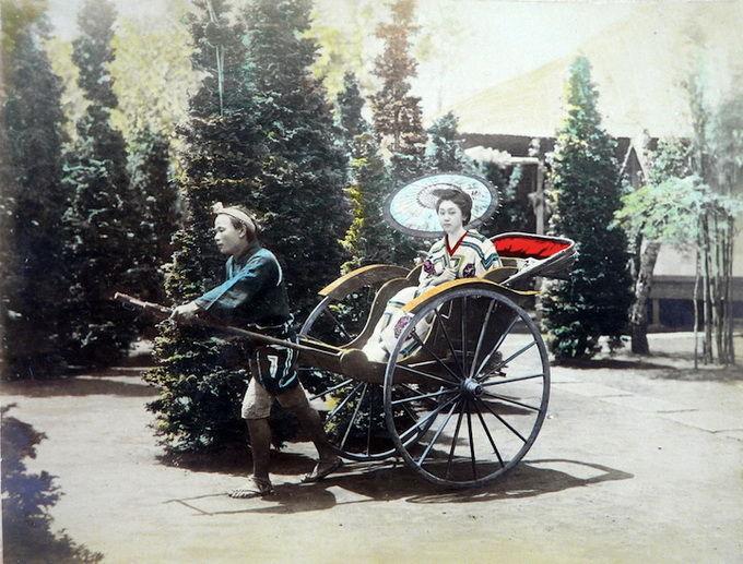 NIPPON - 100 years ago (1/6)