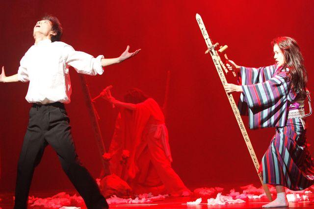 観劇予報 : 演じ手とともに新しくなった『身毒丸』