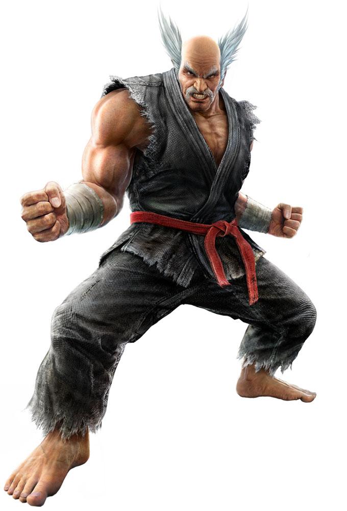 ゲームの畫像まとめブログ : 鉄拳6のキャラクター畫像