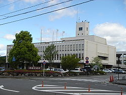 250px-Mizuho_City_Hall