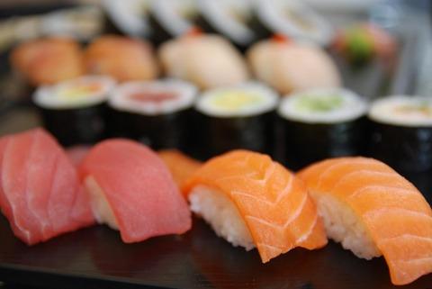 お任せでお寿司