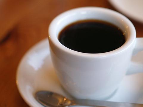 コーヒー片手に株価チェック