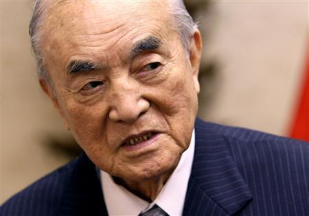 移民反対派の中曽根元総理