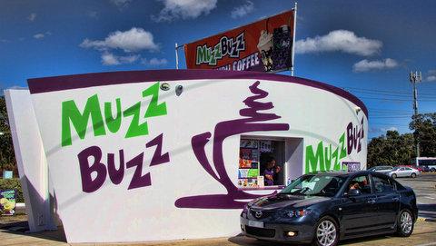 ドライブスルー型コーヒーチェーンmuzzbuzzが日本進出