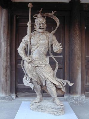 ユウト33_仁王像