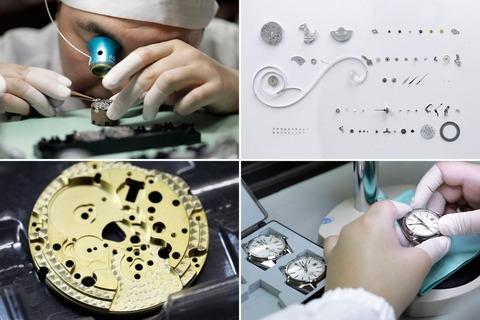 【時計】高級腕時計、日本のメーカーがロレックスのライバルに
