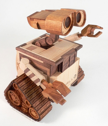 WALL・E -ウォーリー-木工-1