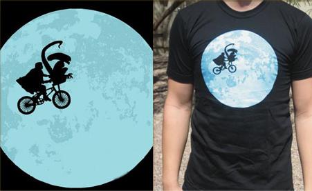 ET-エイリアン-Tシャツ