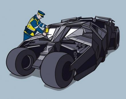 バットマン-ダークナイト-タンブラー-Tシャツ-1