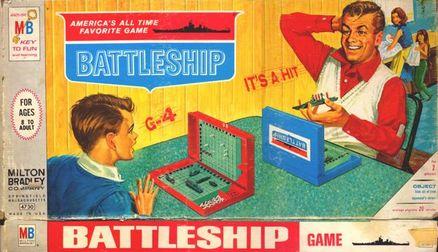 バトルシップ-レーダー作戦ゲーム