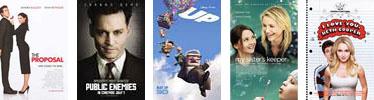 全米映画興行ランキング-第6位~第10位