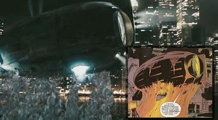 ウォッチメン-映画-コミック-比較-2