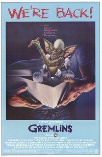 グレムリン-ポスター