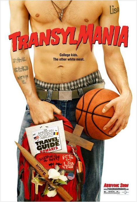 トランシルメニア-ポスター