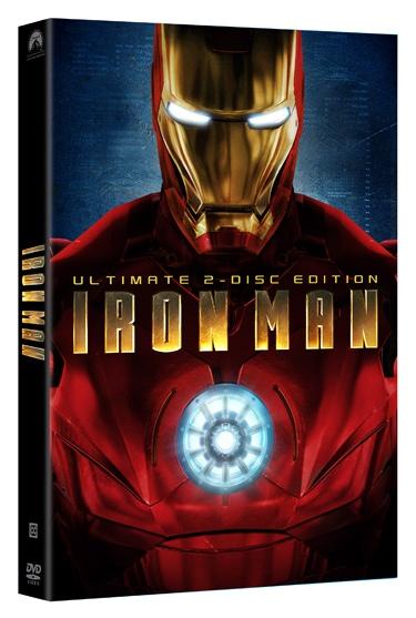 アイアンマン-DVD