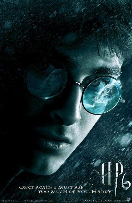 ハリー・ポッターと謎のプリンス-イタリアン・ポスター-1