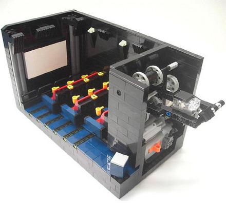 レゴ-LEGO-映画館-2