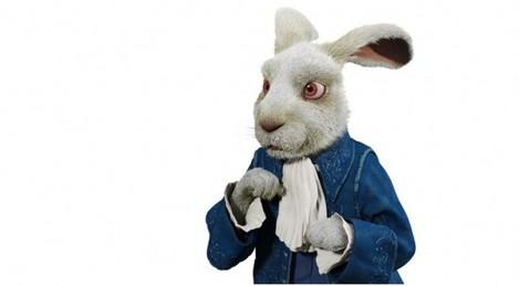 アリス・イン・ワンダーランド-白ウサギ-3