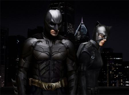 バットマン-キャットウーマン