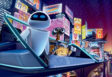 WALL・E-ウォーリー-バーニー