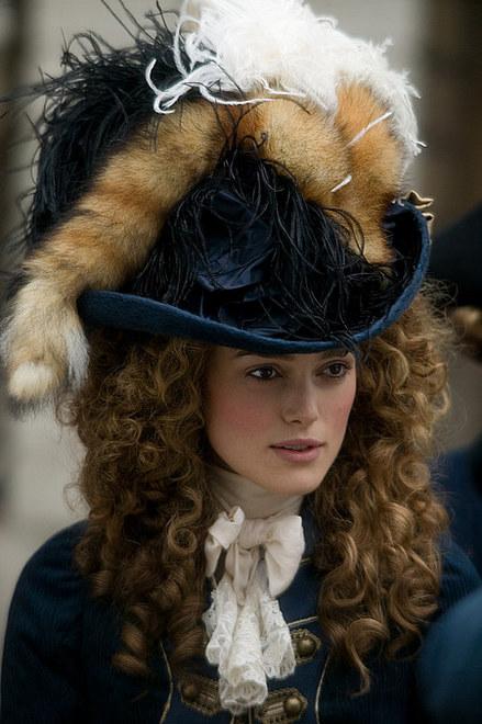 キーラ・ナイトレイ-ある公爵夫人の生涯