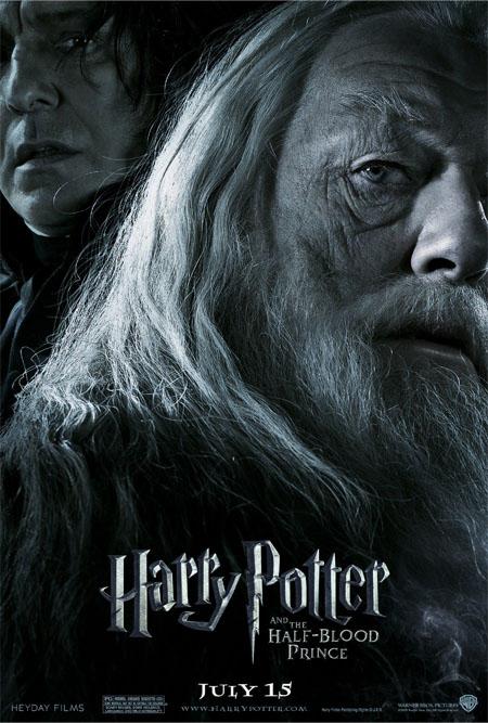 ハリー・ポッターと謎のプリンス-マイケル・ガンボン