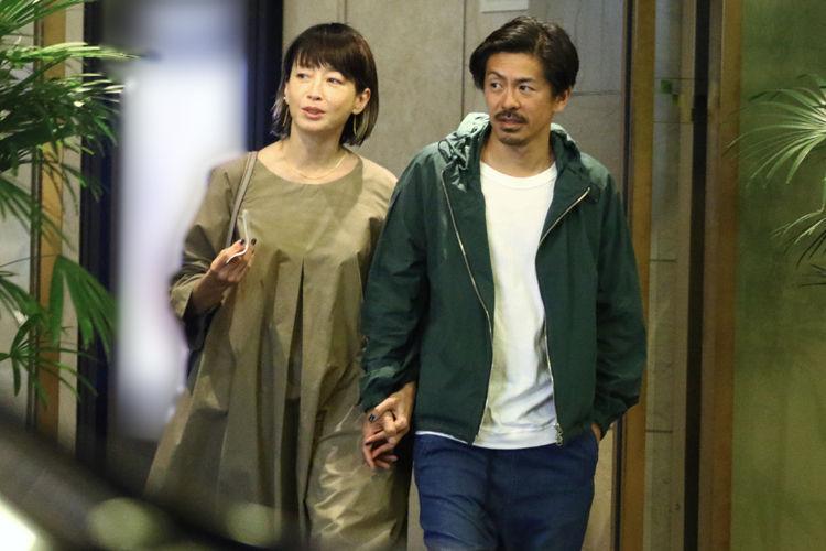 【朗報】宮沢りえさんと森田剛さんが仲良くデートしてる ...