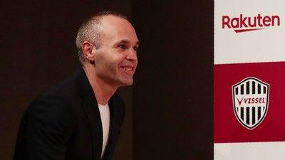 スペイン記者が語るイニエスタ日本行きの理由「彼は以前から日本に憧れていた」
