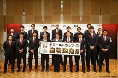 最新FIBAランク発表、日本は48位に転落…ロシアがトップ10入り