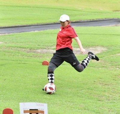 元なでしこの丸山桂里奈がフットゴルフ日本代表に選出…12月開催のW杯に出場