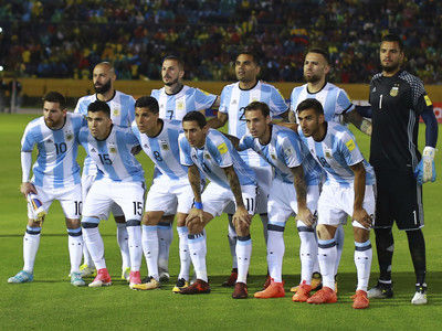 アルゼンチンがW杯メンバー23名の背番号を発表