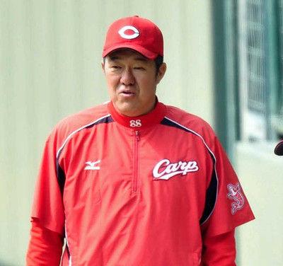 広島、来季コーチングスタッフを発表佐々岡氏が1軍投手コーチに
