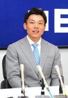 【中日】大島、竜4年ぶり大台2億円ならず…現状維持「打率物足りなかった」